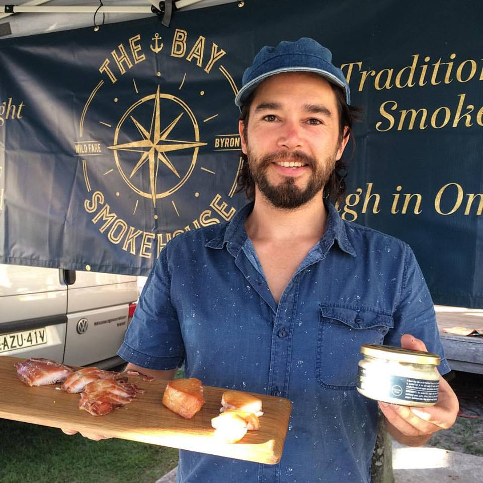 Damien Curtis, of The Bay Smokehouse.